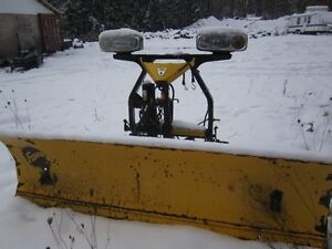 FISHER 8' SNOW PLOW
