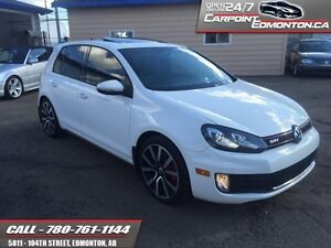 2012 Volkswagen Golf GTI LOADED...INCREDIBLE CONDITION....LOW LO