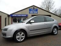 2005 55 FORD FOCUS 1.6 ZETEC 3 DOOR ALLOYS NEW SHAPE