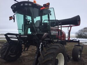 M205 MacDon Westward swather with only 755 hours