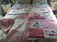 Sweet dreams girl bedroom set