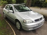 cheap 2003 Vauxhall Astra 1.6i Club - CAMBELT KIT AND WATER PUMP DONE AT 90K
