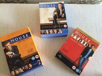 House DVD Boxsets