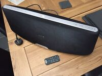 Sony speaker dock with AirPlay