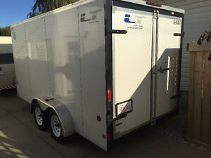 14 x 7 Enclosed trailer
