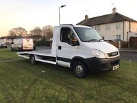 Iveco recovery truck diesel px welcome low miles new body