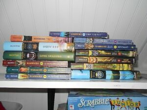 Warrior cat books for sale