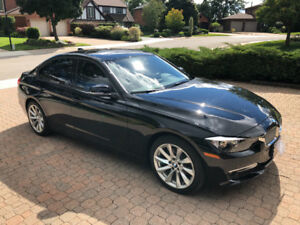 2013 BMW 3 Series 320i xDrive 4D Sedan