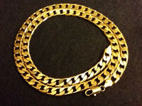 18k Yellow Gold Filled Chain