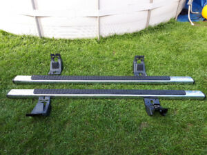 Dodge Ram step side running boards