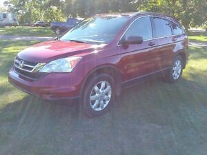 2010 Honda CR-V  PRICED FOR FAST SALE  $12,700.00  !!!!!