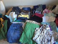 Boot sale clothes bundle