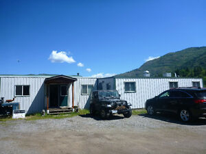 MAN CAVE IN the KOOTENAYS/ MECHANICS DREAM PROPERTY OR CONTRACTO