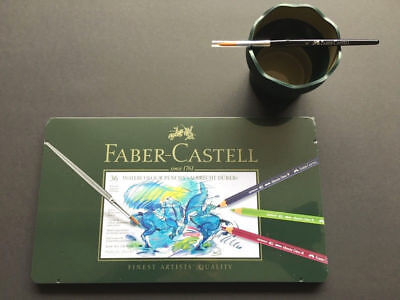 Faber Castell Albrecht Dürer 36 Aquarellstifte Buntstifte Geschenkset 36er Set