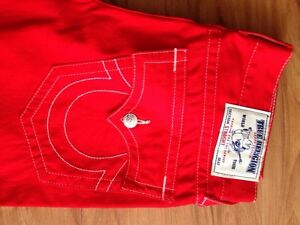True Religion Jeans All Red  London Ontario image 1
