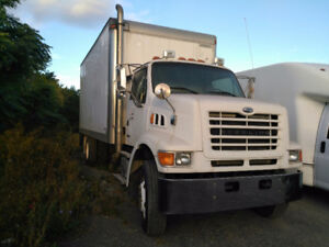2003 Sterling 8500 Straight Truck 5 Ton
