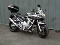SUZUKI GSF650 BANDIT S SPORTS TOURING MOTORCYCLE