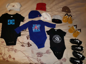 Baby Clothes & Shoes Lot 6 - 12 Months