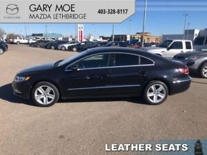 2014 Volkswagen CC SPORTLINE   - Manual, Leather, Loaded with ex