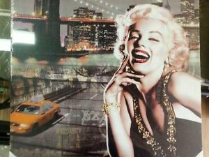 Marilyn Monroe Canvas Art