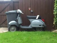 VESPA T5 CLASSIC SCOOTER FOR SALE!