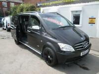 2011 61 MERCEDES-BENZ VITO 2.1 B/EFFICIENCY,116 CDI, DUALINER 5 SATER, SPORT, 16