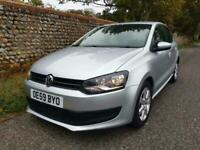 Volkswagen Polo Diesel Silver 5 Door £30 Road Tax Cheap Insurance