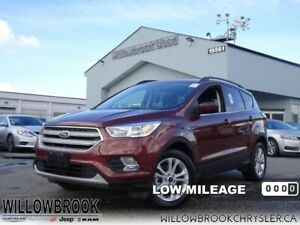 2018 Ford Escape SE  - Low Mileage