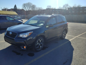 2015 Subaru Forester 2.0XT Touring SUV, Crossover