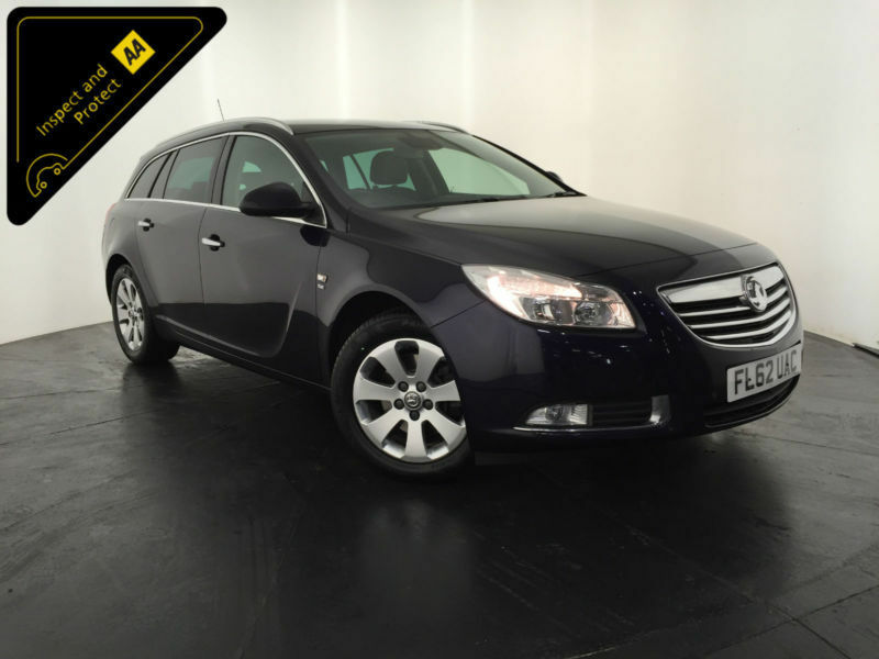 2012 62 VAUXHALL INSIGNIA SE CDTI ECOFLEX ESTATE 1 OWNER SERVICE HISTORY FINANCE