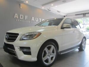Mercedes-Benz M-Class ML350 BLUETEC 4MATIC AMG PACKAGE 2014