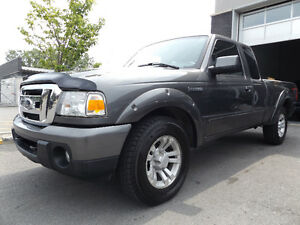 2009 Ford Ranger XLT  * 4X4  AUTOMATIQUE * AIR CLIMATISÉ *