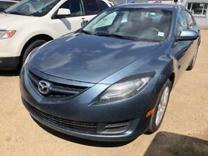 2012 MAZDA 6 ONLY 140900 KM WITH BLUETOOTH  LOADED CAR