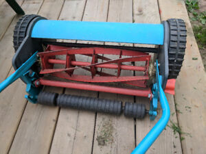 Gardena 380 push mower
