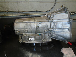 2012 REBUILT CHEVY SILVERADO 6 SPEED AUTOMATIC