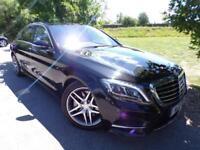 2014 Mercedes Benz S Class S500L AMG Line 4dr Auto [Executive] SPEC! Rear Sea...