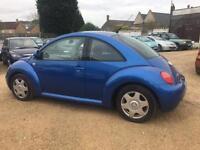 Volkswagen Beetle 2.0 2002MY Colour Concept