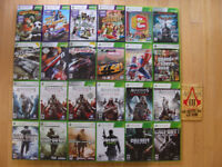 Selling Game Titles For Xbox 360