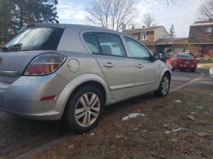 2008 Saturn Astra Hatchback winter ready