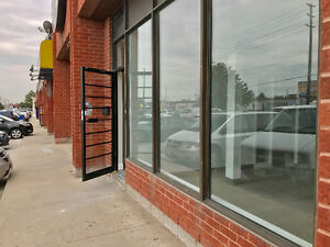 7 Offices suites **3,200 SqFt** plus warehouse *4000 Steeles Ave