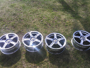 Motegi RT5 Wheels