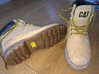 Men's caterpillar boots