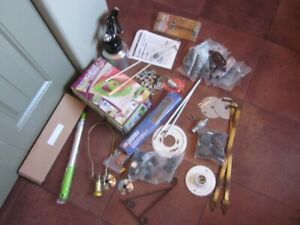 Miscellaneous items for renovations