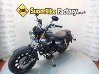 2017 17 KEEWAY SUPERLIGHT 125CC, 0% DEPOSIT FINANCE AVAILABLE