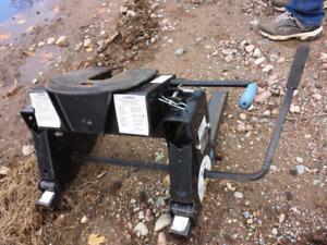 Reese Pro Slider 5th wheel hitch