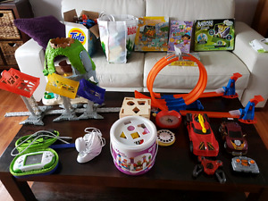 Toy lot at a bargain