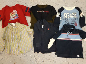 12 month boys clothing