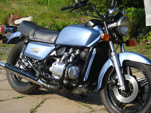 95% Restored 1979 GL1000 PIC's and receipts