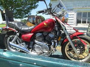 1985 Honda Shadow 500
