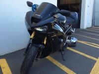 2003 zx 636 low low kms